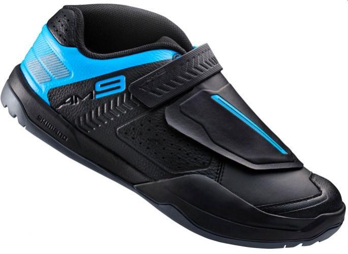 boty Shimano SH-AM9 černé