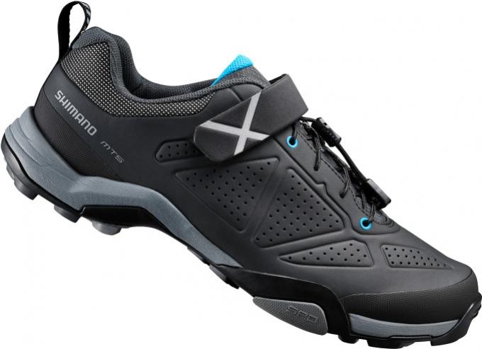 boty Shimano SH-MT5 černé