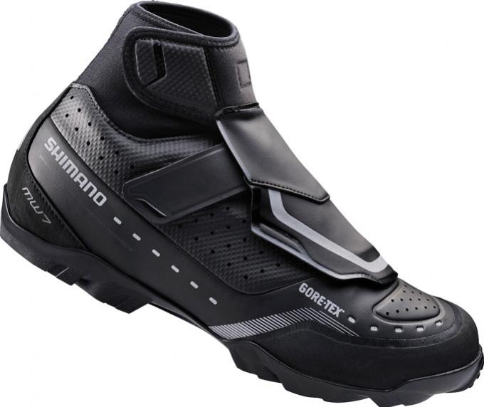 boty Shimano SH-MW7L černé (42;44;45;46;47;48)