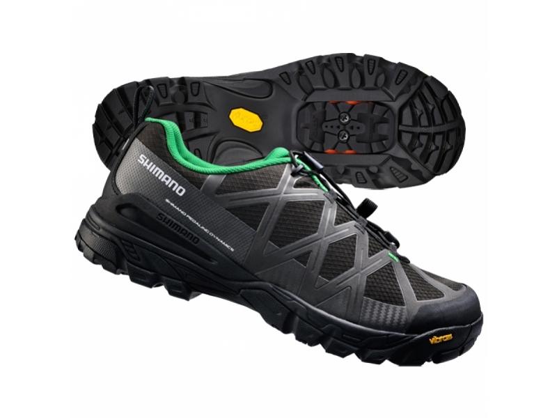 boty Shimano MT54 černé