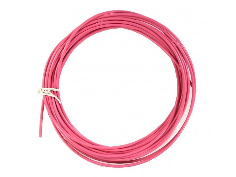 bowden řadicí 1.2/5.0mm SP 10m růžový role