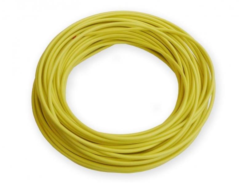 bowden brzdový Shimano 5mm žlutý 10m