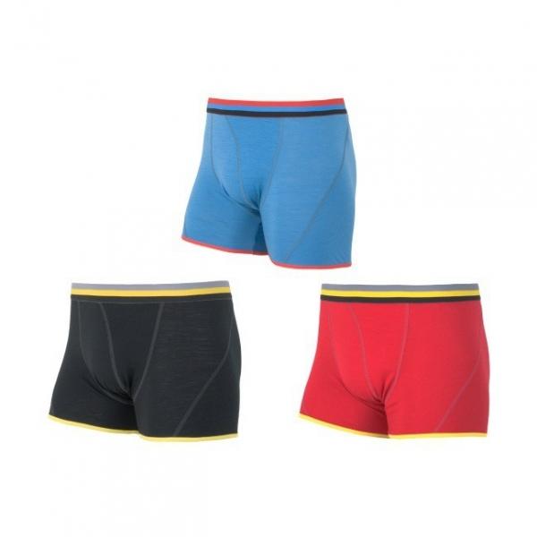 boxerky SENSOR MERINO ACTIVE 3pack