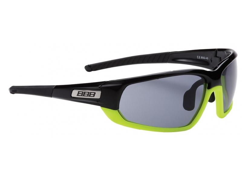 brýle BBB ADAPT černo/neonové