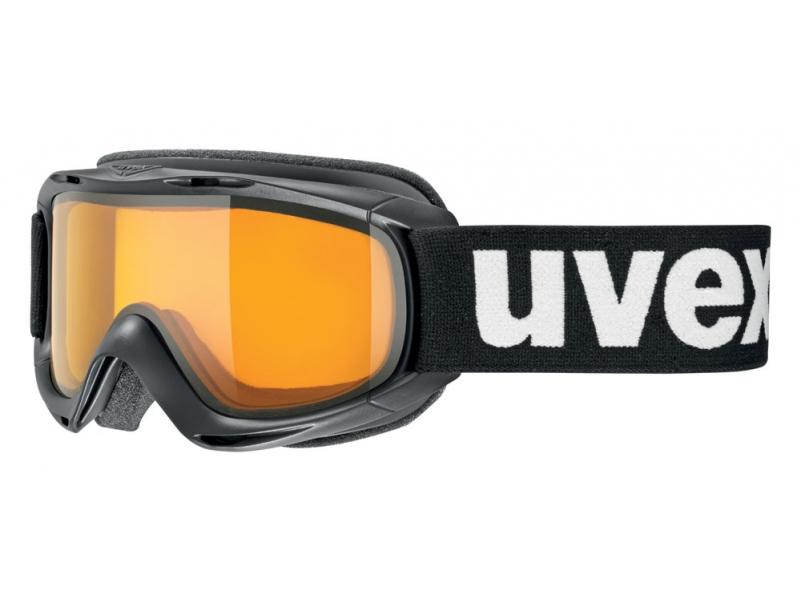 brýle lyžařské UVEX SLIDER černé