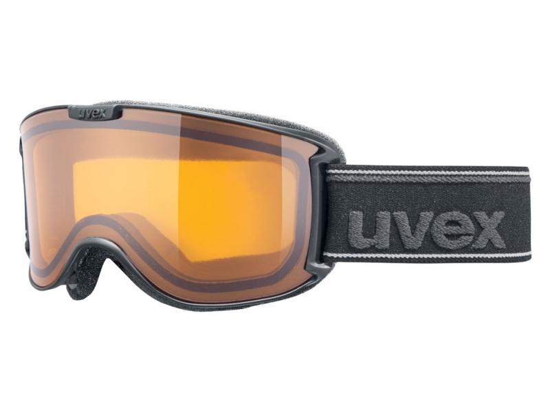 brýle lyžařské UVEX SKYPER LGL černé