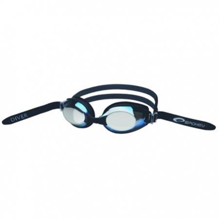 brýle Spokey DIVER grafitové