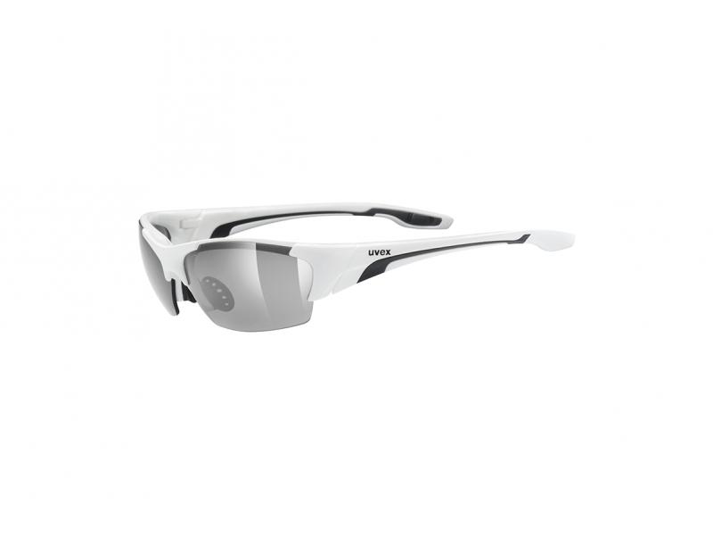 brýle UVEX Blaze III bílo/černé