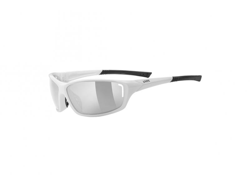brýle UVEX Sportstyle 210 bílo/černé