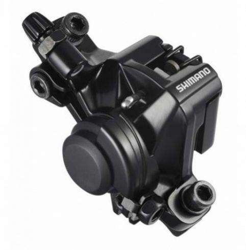 brzda Shimano Altus BR-M375 přední holá adapter černá servisní balení