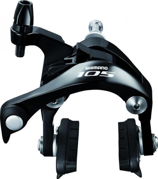 brzda Shimano 105 BR-5800 přední černá 51mm original balení