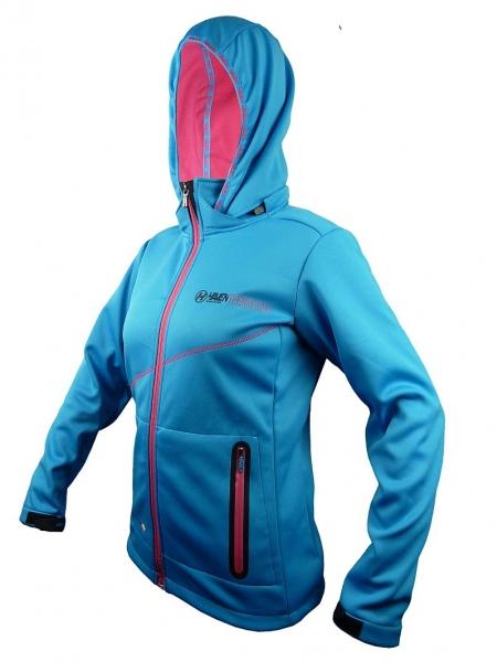 bunda dámská HAVEN THERMOTEC modro/růžová