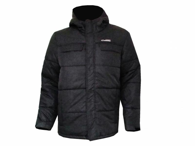 bunda pánská LOAP INGMAR zimní černá