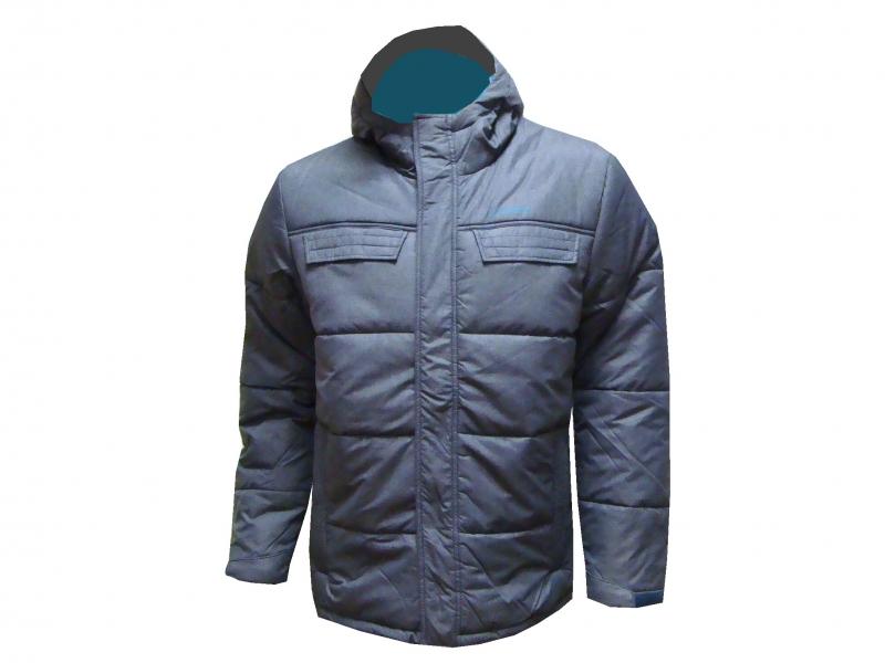 bunda pánská LOAP INGMAR zimní modrá