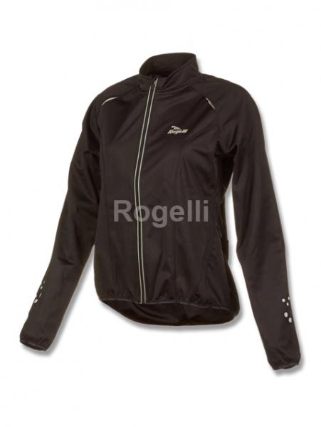 bunda dámská Rogelli BARA softshell černá
