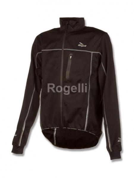 bunda pánská Rogelli RAVELLO softshell černá