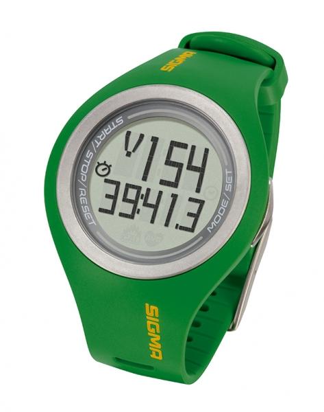 pulsmetr SIGMA 22.13 zelený
