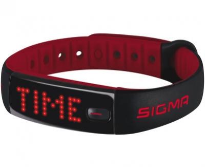pulsmetr SIGMA fitness Activo černý
