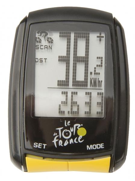 cc Tour de France 10 funkcí bezdrát