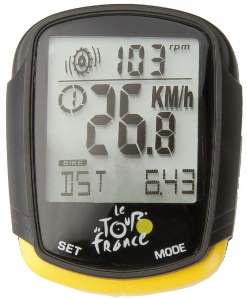 computer Tour de France 15 funkcí bezdrát+CAD