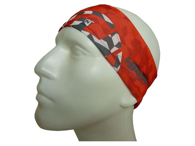 čelenka HAVEN THIN červená