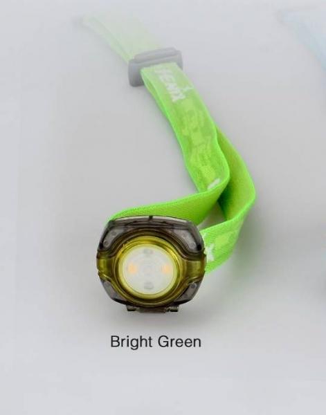 čelovka Fenix HL05 - zelená