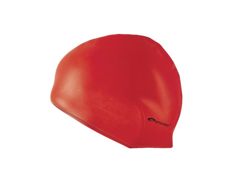 čepice plavecká Spokey SUMMER červená