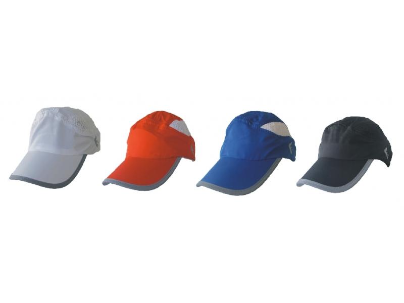 čepice Progress TRAINING CAP modro/bílá