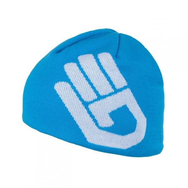 čepice SENSOR HAND modrá