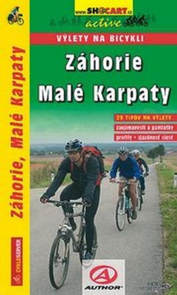 cykloprůvodce Zahorie, Malé Karpaty, výlety na kole