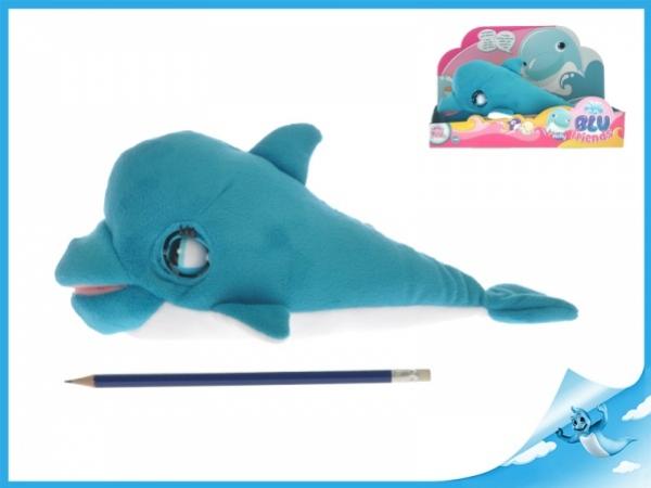 plyšový delfínek Holly 30cm se zvukem