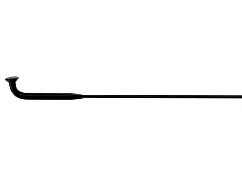 drát nerez CnSpoke AERO 424 2x254mm černý