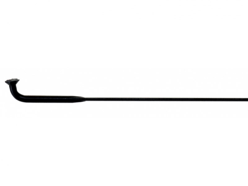 drát nerez CnSpoke AERO 424 2x268mm černý