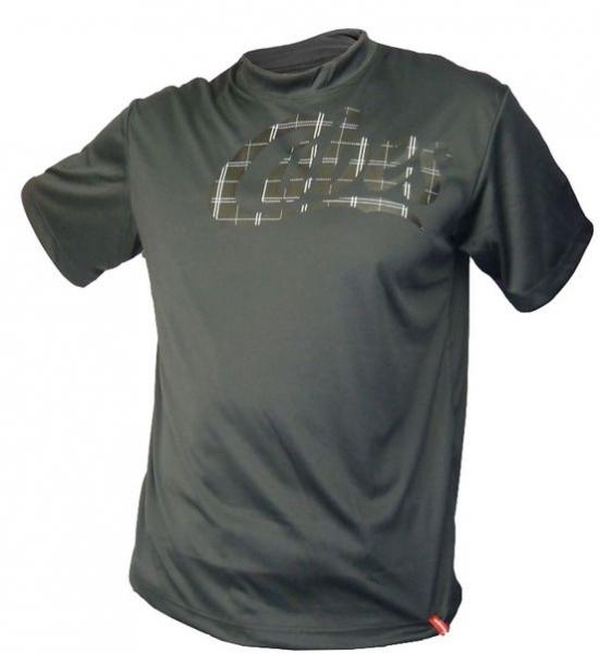 dres krátký pánský HAVEN CUBES černo/černý