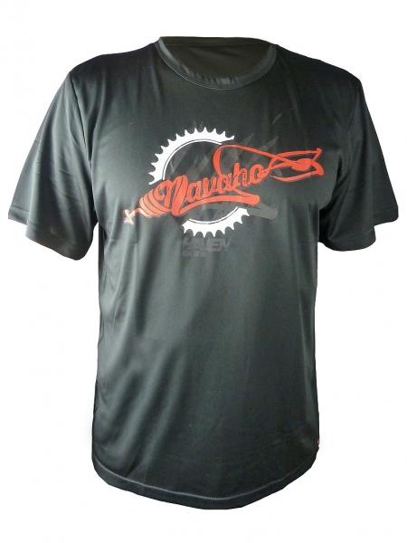 dres krátký pánský HAVEN NAVAHO černo/červený (L;M;S;XL;XXL)