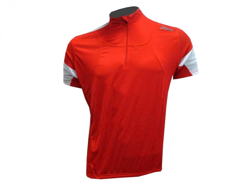 dres krátký pánský Rogelli ROMA červený