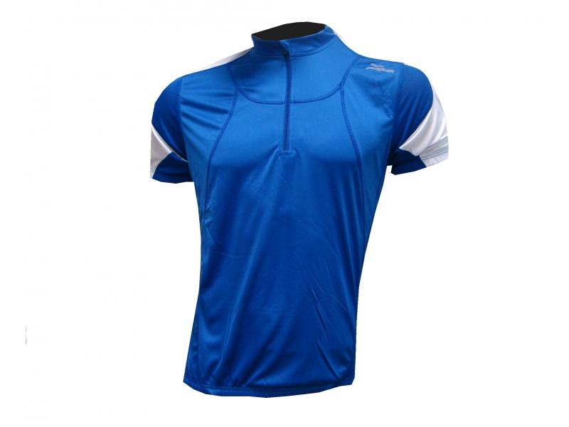 dres krátký pánský Rogelli ROMA modrý