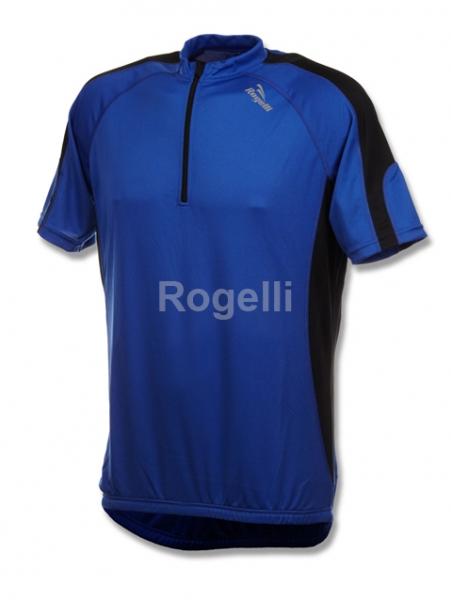 dres krátký pánský Rogelli MELLO černo/modrý