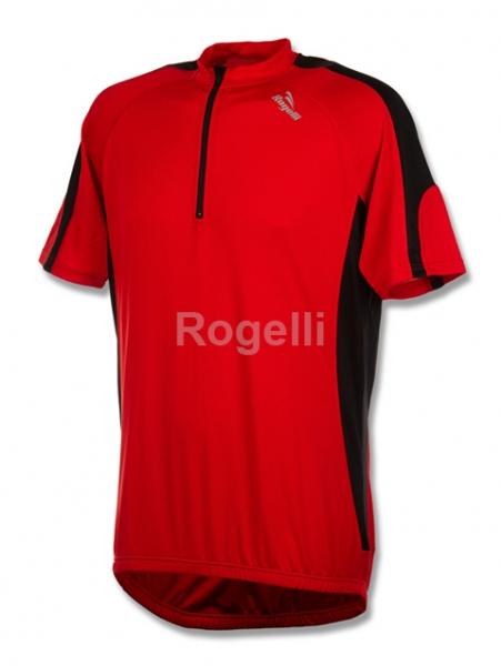 dres krátký pánský Rogelli MELLO černo/červený