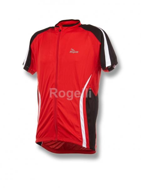 dres krátký pánský Rogelli MURA červený