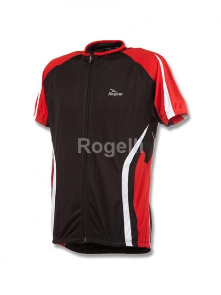dres krátký pánský Rogelli MURA černý