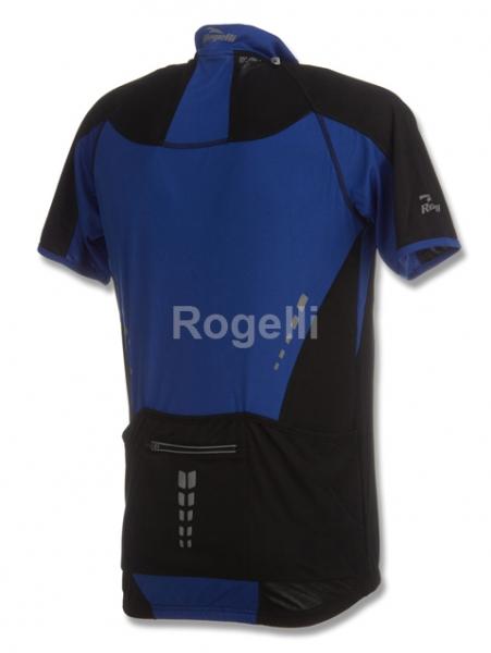 dres krátký pánský Rogelli PRIMO černo/modrý
