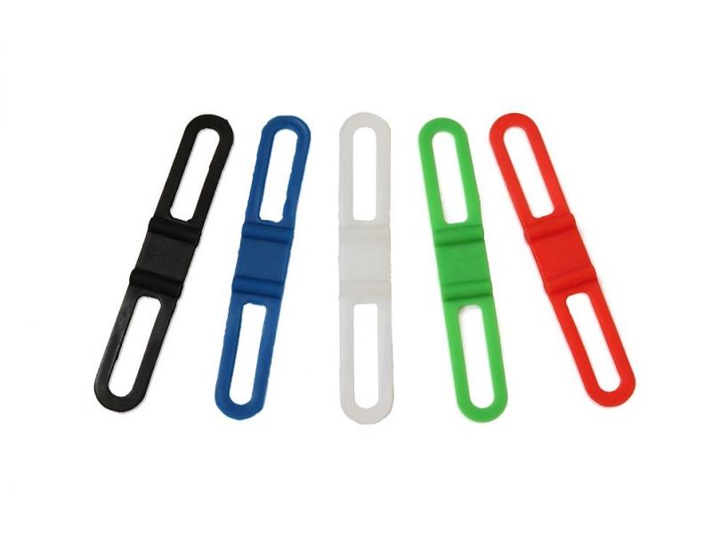 držák světla Fenix Silikon - modrý