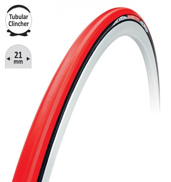 """galuska-clincher T.C S22 SPECIAL červeno/černá 28""""/21"""