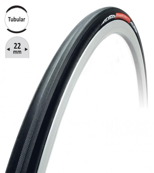 galuska TUFO Hicc carbon 28/23mm černá
