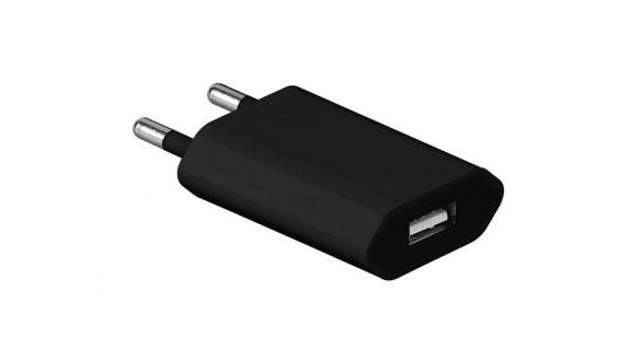 adaptér USB síťový Goobay (1000mA)