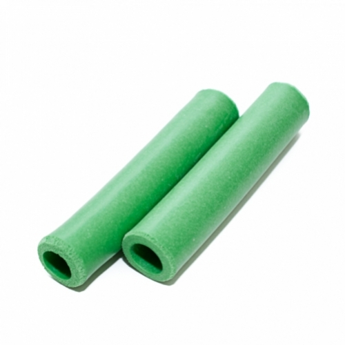 gripy HAVEN Classic zelené-bílá zátka