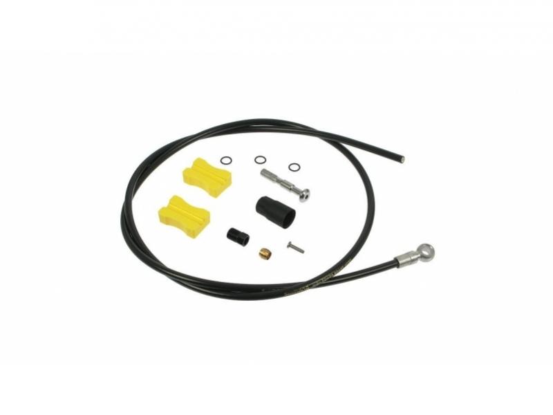 hadička hydraulických brzd Shimano SM-BH90-SBM M8000 1000mm černá original bale
