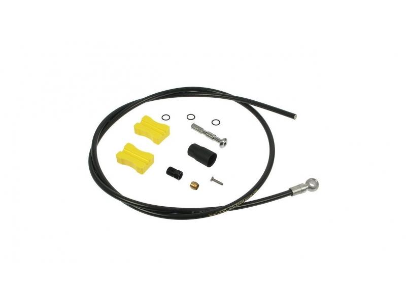 hadička hydraulických brzd Shimano SM-BH90-SB 1700mm XT-M785 černá original bale