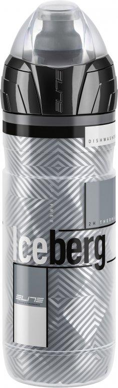 lahev ELITE Iceberg šedá, 500 ml